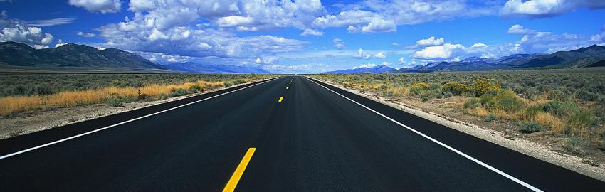Desert Highway ca. 1980s-1990s